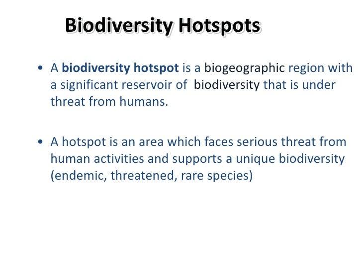 Biodiversity Notes Pdf