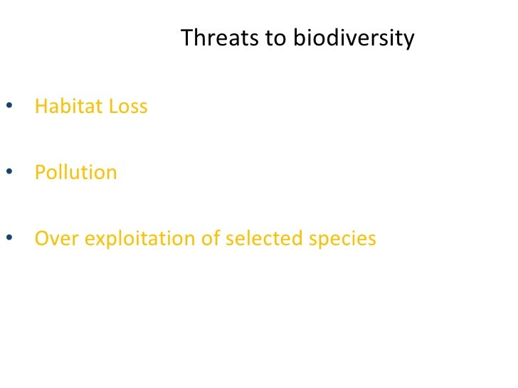 biodiversity notes View notes - chapter 5 - evolution of biodiversity notes from science ap environ at new providence high earth is home to a tremendous diversity of species ecosystem.