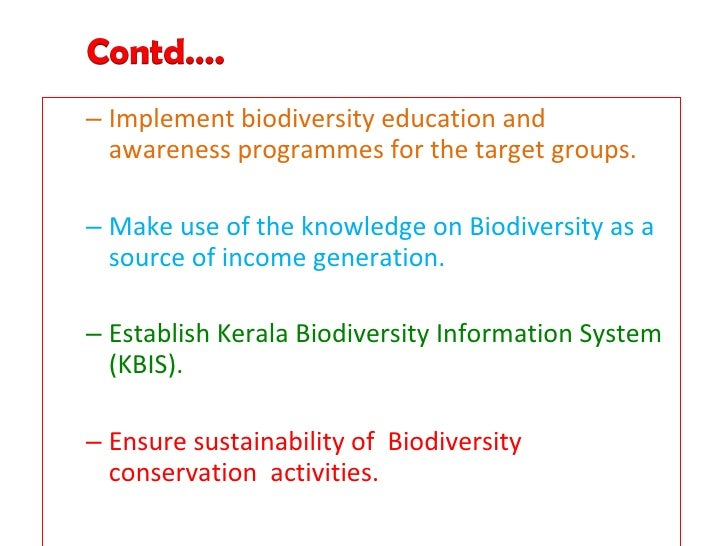 biodiversity conservation J p myers preserving biodiversity  that are there today, because climate  stress will have made them  range changes for individual species, we can  expect.