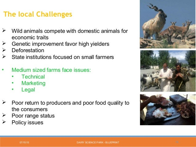 Biodiversity conservation under dairy science park By ADK