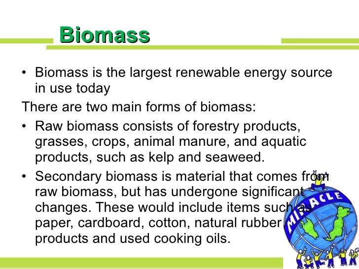 Bio Energy Presentation