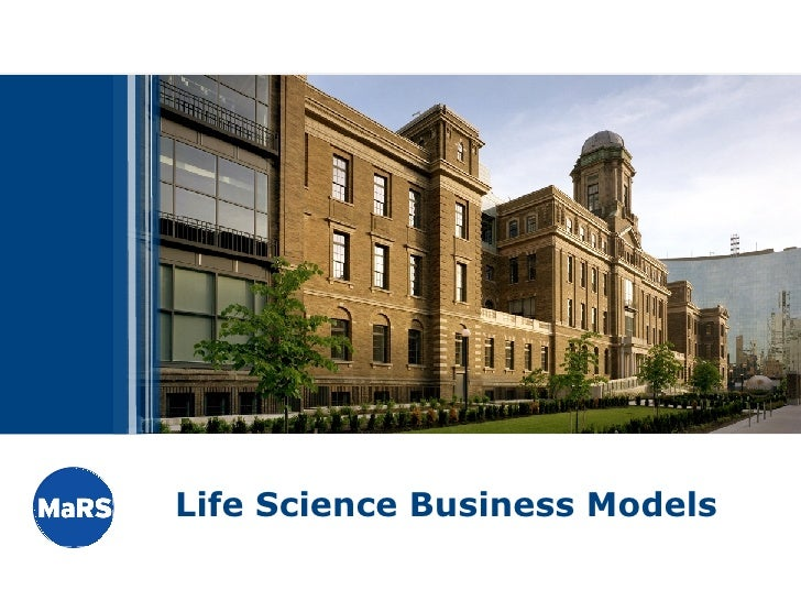 Life Science Business Models