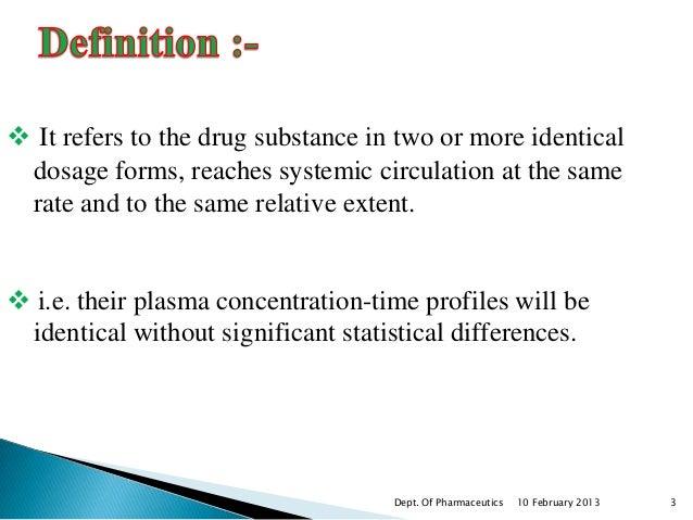 Bioequivalence Assessment of Metformin Tablet Formulations ...