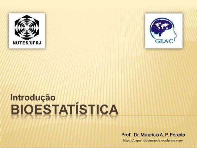 "lrfírooiriçã.   ll II  l: #  I  t I  l II"",  l        Prof.  Mauricio A.  P.  Peixoto"