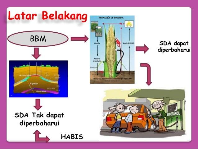 Bioetanol Dari Tongkol Jagung