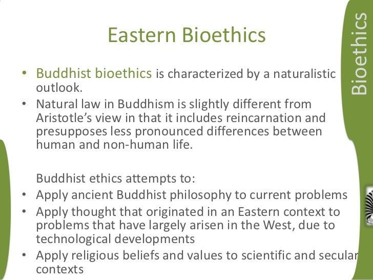 Buddhist bioethics