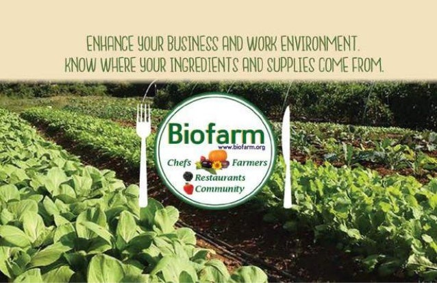 Biofarm at The Plant in Pittsboro, North Carolina is a sustainable supplies and food distribution hub providing culinary i...