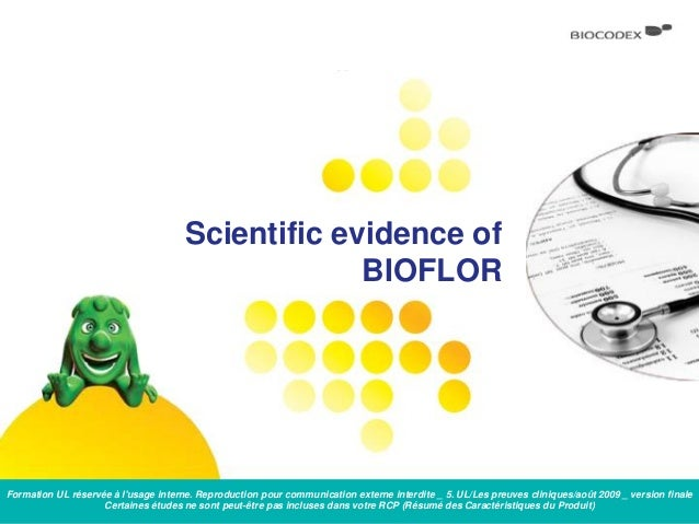 Formation UL réservée à l'usage interne. Reproduction pour communication externe interdite _ 5. UL/Les preuves cliniques/a...
