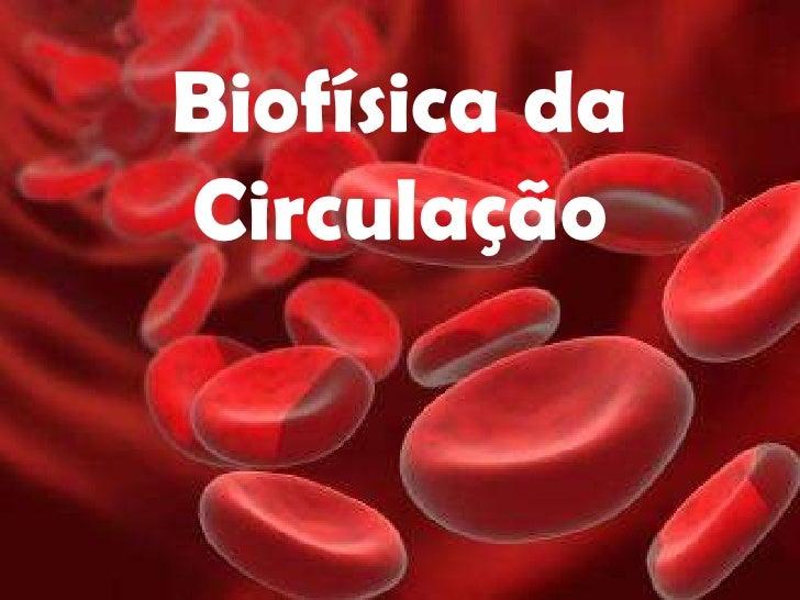 Biofísica daCirculação