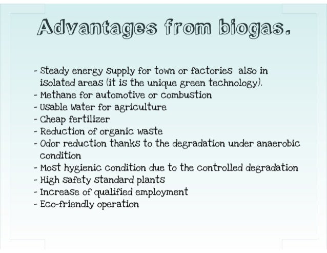 importance of biogas plant as a Description about bts biogas bts biogas is one of the most important providers of biogas plants and considered a pioneer in this sector the core expertise of our company lies in planning, producing and constructing the plants.