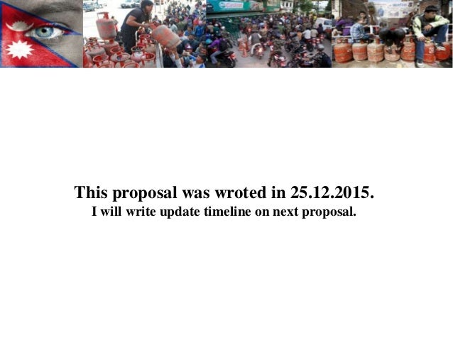 This proposal was wroted in 25.12.2015. I will write update timeline on next proposal.