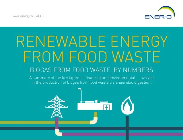 biogas from food waste thesis Screw press, pressure press, shredder magnet and food waste disposers are  most commonly  under this thesis work five biogas plants have been visited.