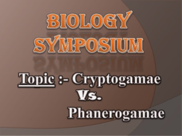 """A cryptogam (scientific name Cryptogamae) is a plant that reproduces by spores, without flowers or seeds. """"Cryptogamae"""" me..."""
