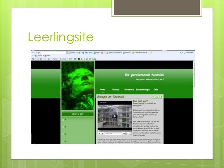 Leerlingsite