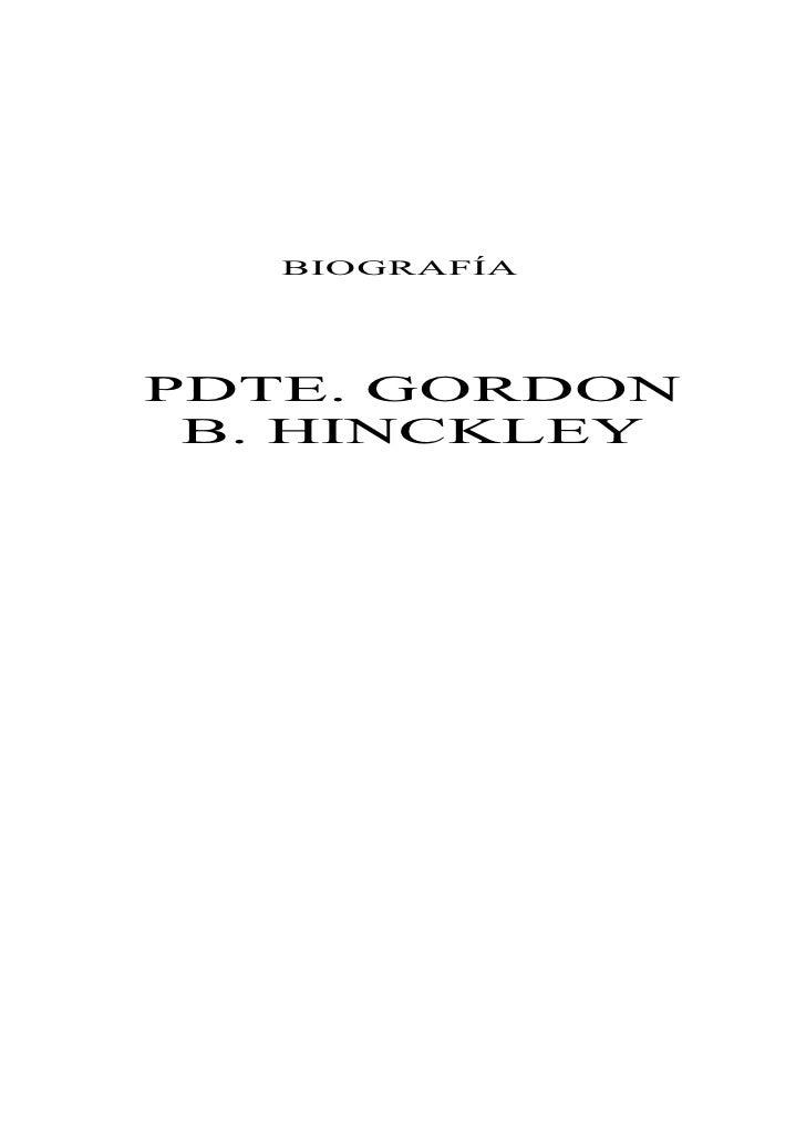 Biografía Pdte
