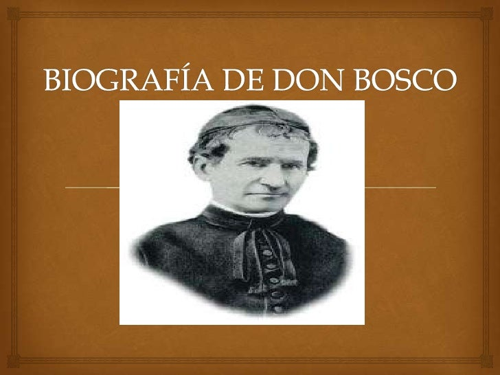 En el año 1815 apareció un nuevo astro destinado a irradiar una luzbenéfica para toda la humanidad: JUANITO BOSCO!!!Nació ...