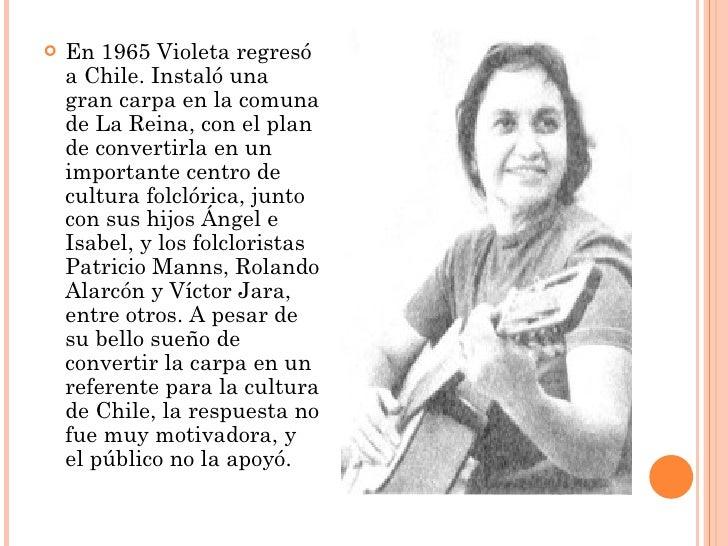 Violeta Parra Toda Violeta Parra El Folklore De Chile Vol VIII