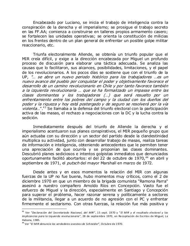 Encabezado por Luciano, se inicia el trabajo de inteligencia contra la conspiración de la derecha y el imperialismo; se pr...
