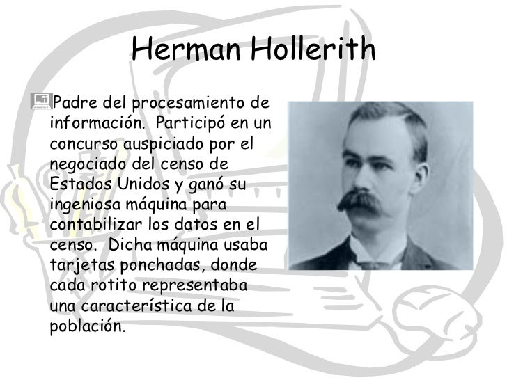 herman hollerith In the field of business computing one man can be credited with inventing automatic data processing, but these days his name is hardly known you might even call herman hollerith, the forgotten giant of computing he was born in buffalo, new york on february 29th, 1860 computers compute and to most.