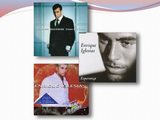 En Noviembre de 2003 Enrique Iglesias regresa al mercado anglosajón con su tercer álbum y el séptimo de su carrera llamado...