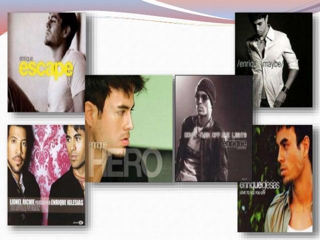 El 5 de julio de 2010 Enrique lanzó el disco Euphoria de la mano de Universal Music y Republic Records. Internacionalmente...