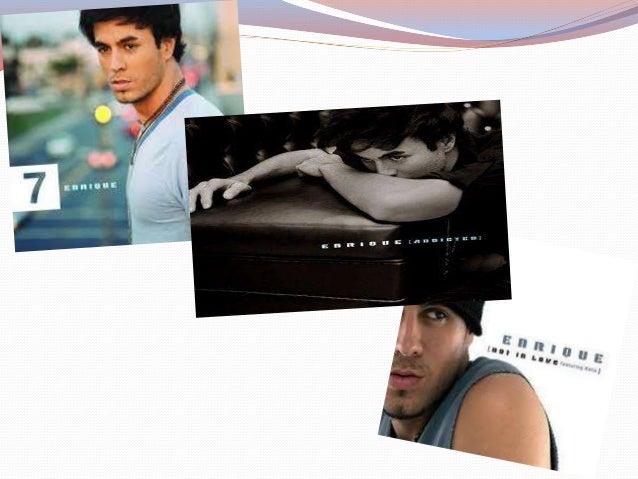 Enrique ha compuesto y co-compuesto la mayoría de sus canciones a lo largo de su carrera. Desde los 15 años escribe cancio...