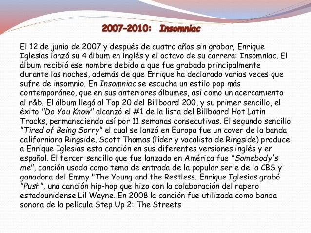"""Ese mismo año co-escribe y produce la canción """"The Way"""" para el cantante estadounidense Clay Aiken surgido de American Ido..."""