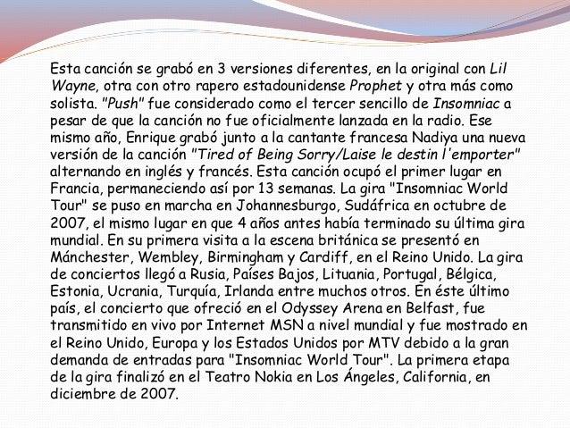 •En 2003 Enrique es invitado por el director Robert Rodríguez, para actuar en la película Once Upon a Time in Mexico, dond...
