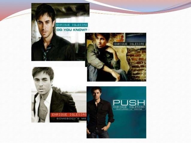 •En diciembre de 2008, Enrique Iglesias tuvo una aparición en el popular telerrealidad estadounidense America's Next Top M...
