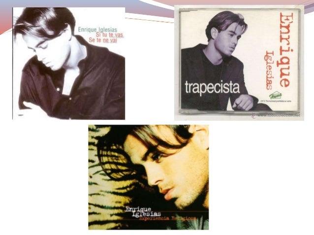En noviembre de 1999 Iglesias lanzó su primer álbum completamente en inglés llamado Enrique. De este álbum pop con algunas...