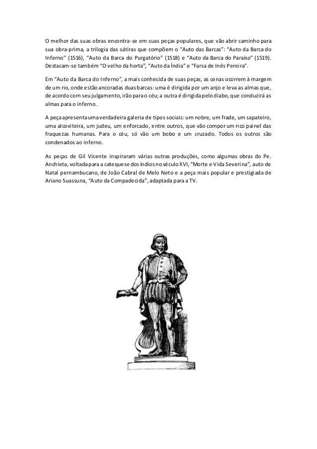 Biografia De Gil Vicente