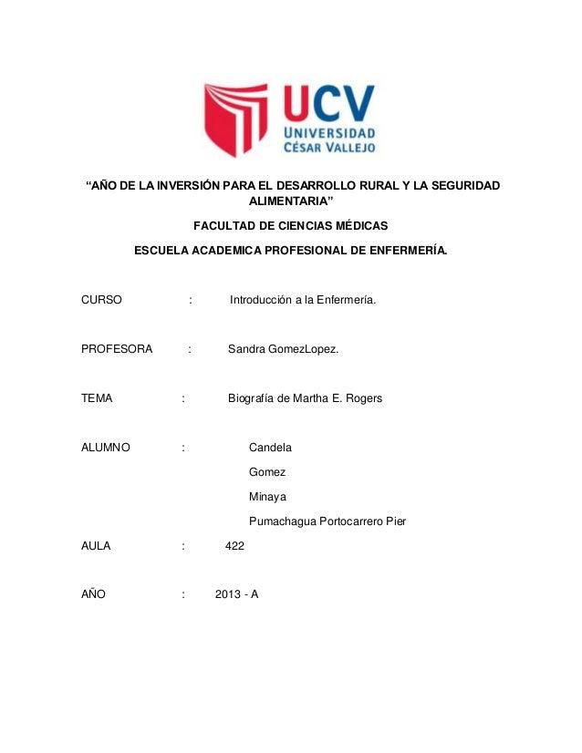 """""""AÑO DE LA INVERSIÓN PARA EL DESARROLLO RURAL Y LA SEGURIDADALIMENTARIA""""FACULTAD DE CIENCIAS MÉDICASESCUELA ACADEMICA PROF..."""