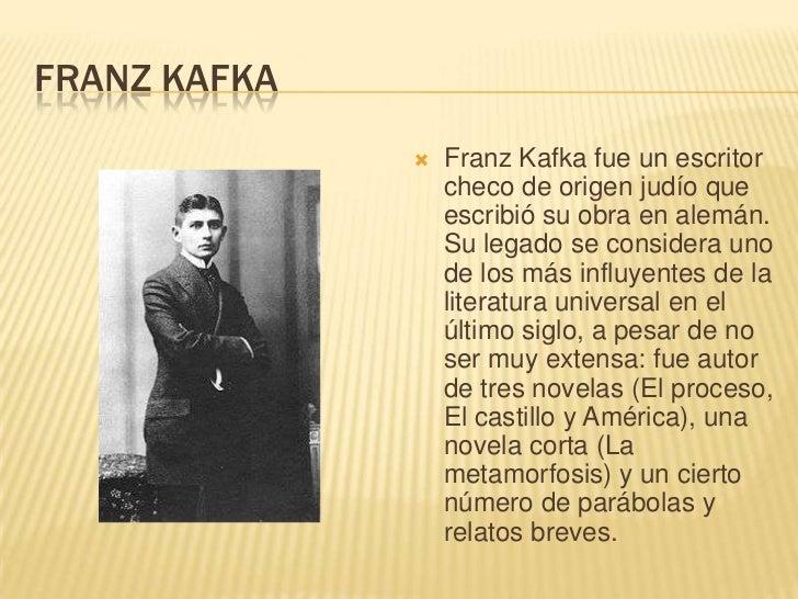 Franz kafka biografia corta yahoo dating 10