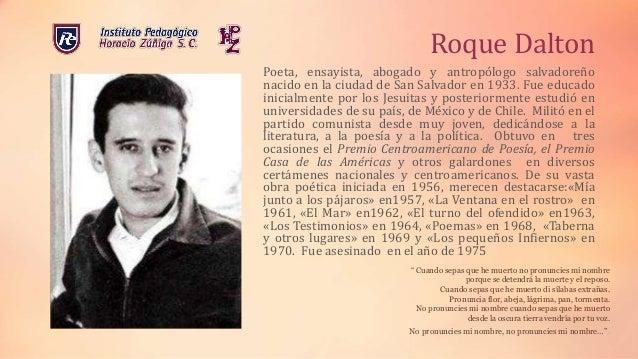 Biografias de personajes sobresalientes | Biografias de