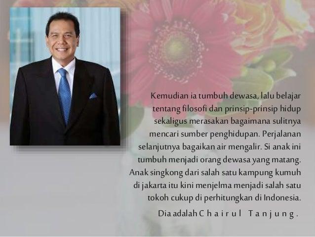Novel Chairul Tanjung Si Anak Singkong Pdf