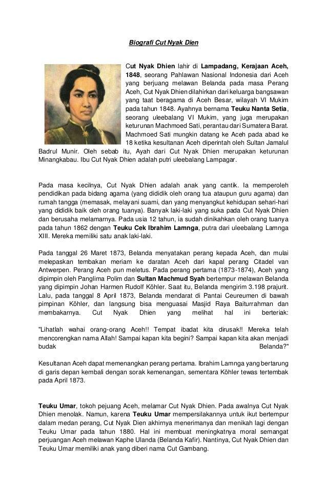 Biografipahlawan Com Biografi Tokoh Pahlawan Nasional
