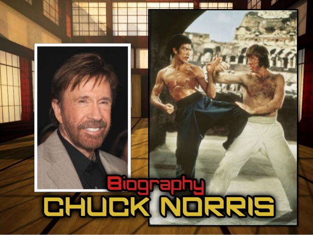 Chuck Norris - Biography