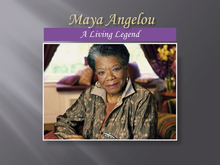 a biography of maya angelou a poet
