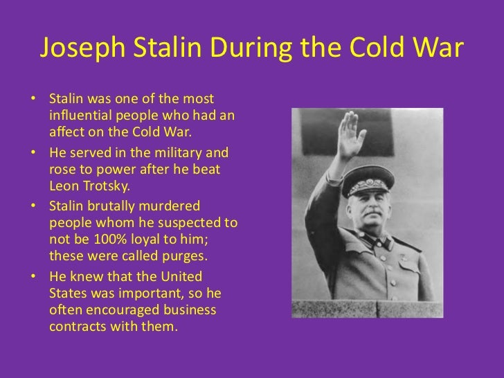 the life and rule of joseph stalin