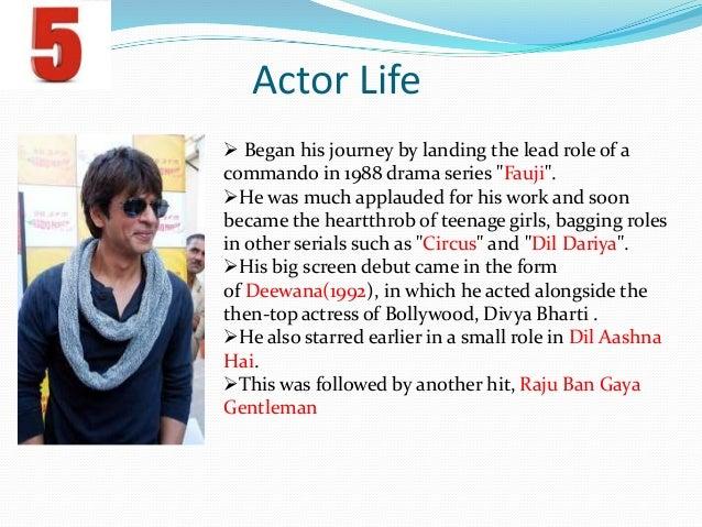 Shahrukh Khan Biography Book