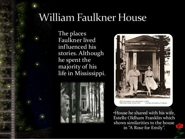 a brief look into the life and accomplishments of william faulkner Three different ways to approach faulkner, each of them representative of his work as a whole includes spotted horses,  old man,  and his famous the bear to ask other readers questions about three famous short novels, please sign up be the first to ask a question about three famous short.