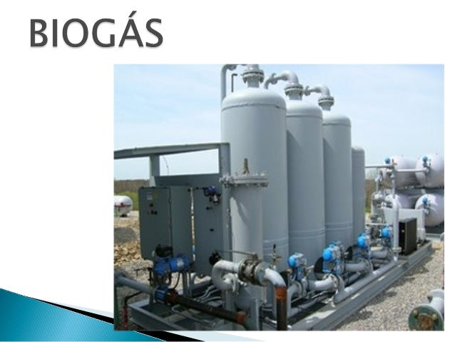 O poder calorífico do biogás é de 5000 a 6500 kcal/m3,equivalente a: 0,55 L de óleo diesel, 0,45 L de gás decozinha, ou 1,...
