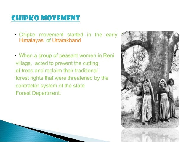 Role Of Women In Natural Resource Management