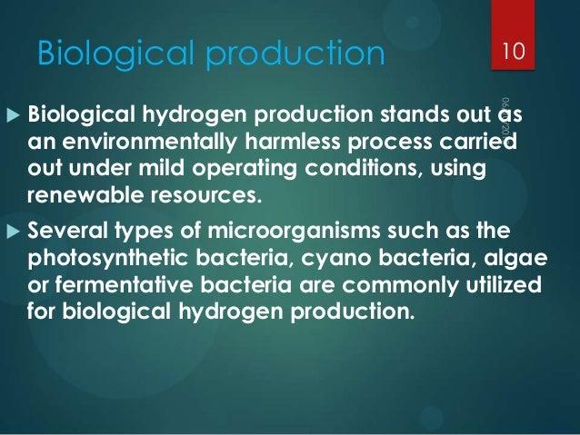 Bio hydrozen