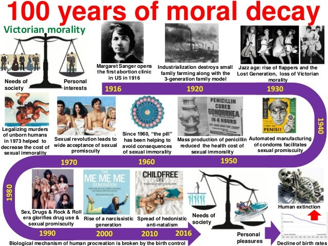 the issue of moral decay in the american society The moral decay of the 1920s essays and research papers the moral decay of or our society is as bad at the top as the bottom riot.
