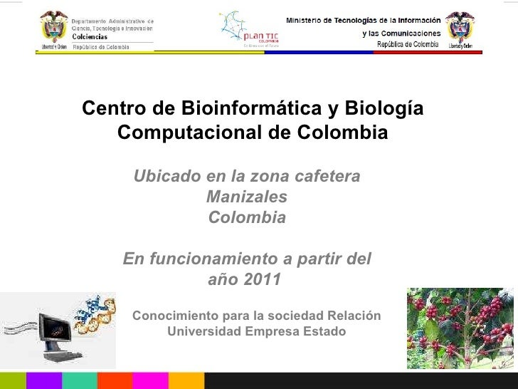 Ubicado en la zona cafetera Manizales Colombia En funcionamiento a partir del año 2011  Conocimiento para la sociedad Rela...