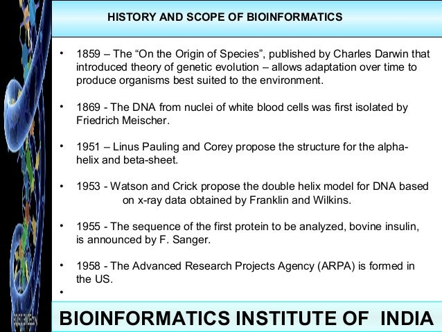 Notes pdf bioinformatics