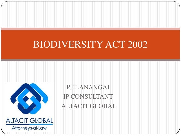 P. ILANANGAI<br />                      IP CONSULTANT<br />                     ALTACIT GLOBAL<br ...