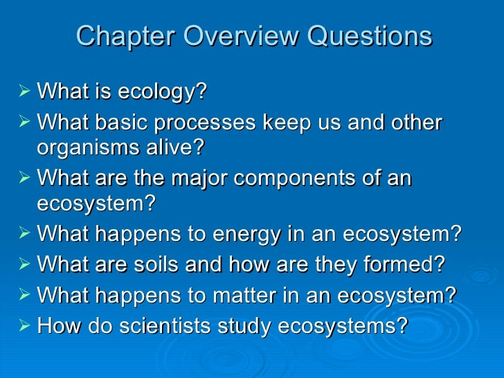 ecosystems and how they work essay The ecosystems i ve chosen to research on are the coral reefs i can relate to the coral reefs because i live in the environment where we have coral reefs.