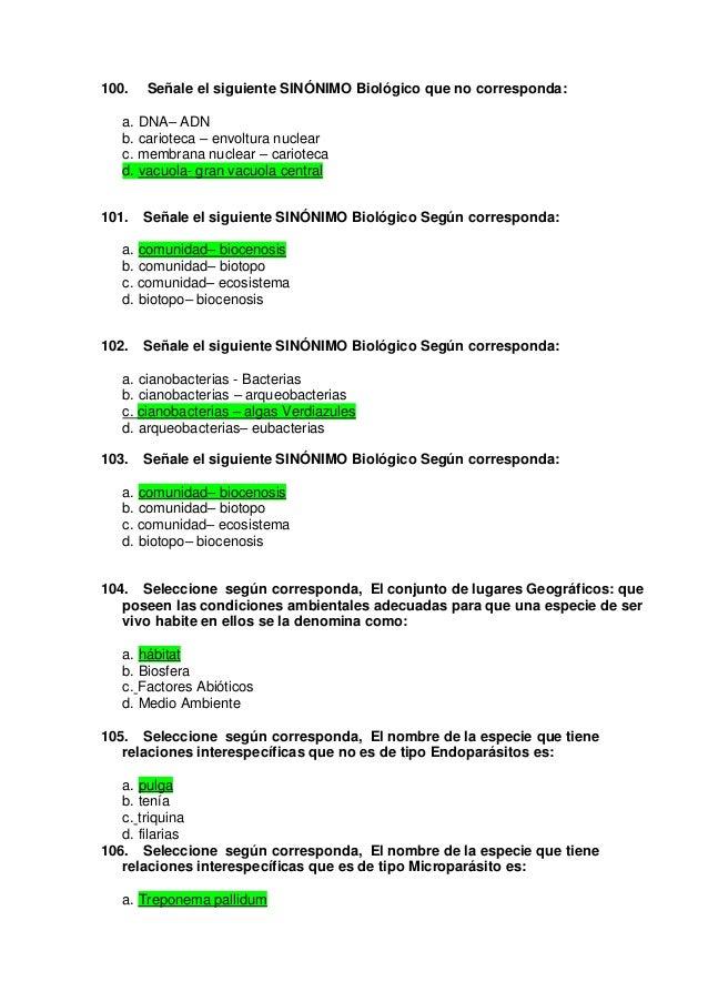 Biolog a 300 con respuestas for Botanica general pdf